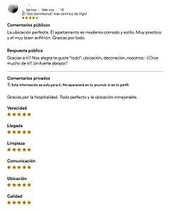 evaluacion airbnb